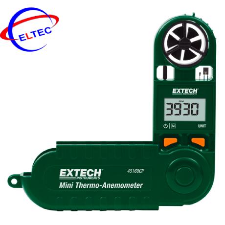 Máy đo tốc độ gió Extech 45168CP (tích hợp la bàn)