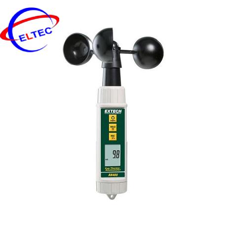 Máy đo nhiệt độ, tốc độ gió Extech AN400 (0.9 đến 35.0 m/s)
