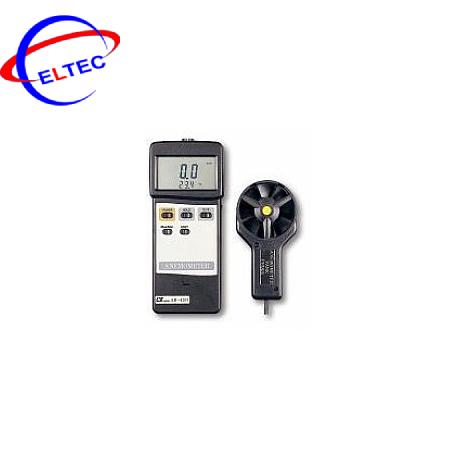 Máy đo tốc độ gió Lutron AM4203 (0.4 ~ 25.0 m/s)