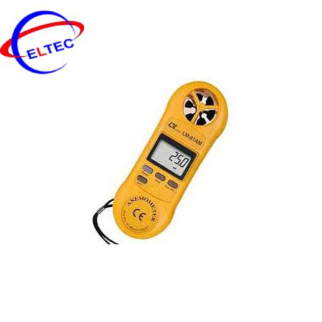 Máy đo tốc độ gió LM81AM, 0.4 ~ 30.0 m/s