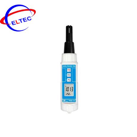 Máy đo áp suất, nhiệt độ, độ ẩm PHB 318,0 đến 50oC, 10 – 1100 hPa, 10 đến 95%
