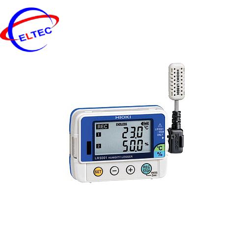 Bộ ghi dữ liệu nhiệt độ, độ ẩm HIOKI LR5001