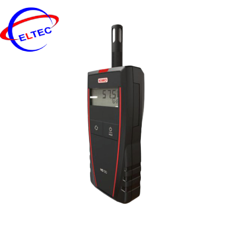 Máy đo nhiệt độ độ ẩm môi trường Kimo HD50 (-20 … +70°C, 5 … 95%RH)